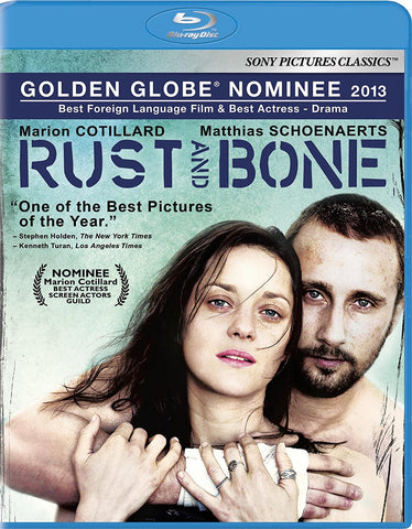 Rust and Bone Blu-ray
