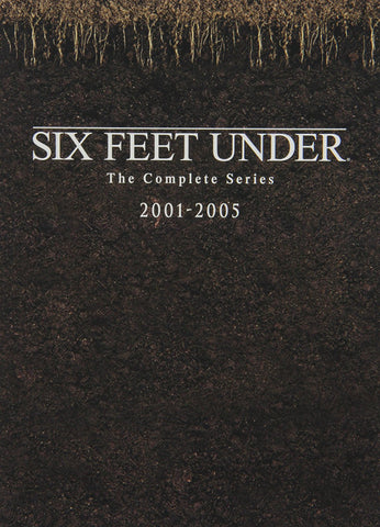 Six Feet Under: Complete Series Blu-ray