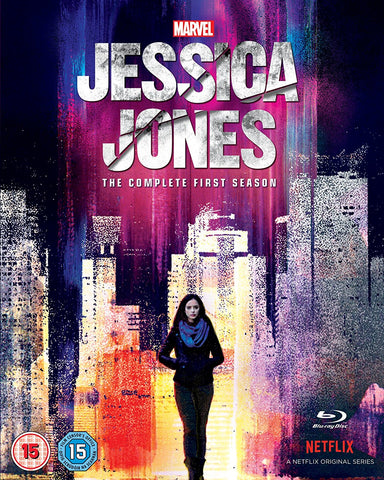 Disney Marvel's Jessica Jones: The Complete Season 1 Blu-ray