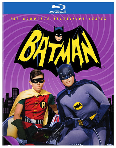 Batman: the Complete Series Blu-ray