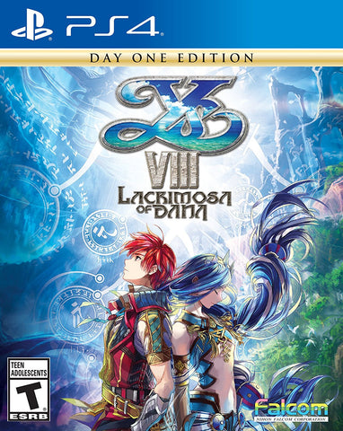 Ys VIII: Lacrimosa of DANA - PlayStation 4