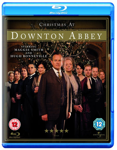 Downton Abbey Christmas Special [Blu-ray] [Blu-ray] (2012)