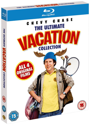 National Lampoon's Vacation Boxset [Blu-ray] [Blu-ray] (2013)