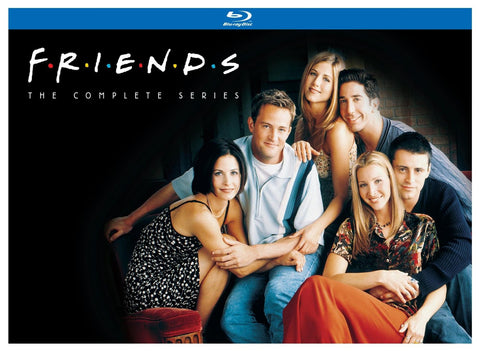 Friends: The Complete Series [Blu-ray] [Blu-ray] (2012) Jennifer Aniston; Cou...