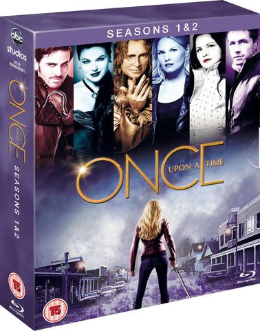 Once Upon a Time-Seasons 1-2 [Blu-ray] (2013)