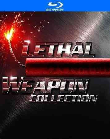 Lethal Weapon Collection (Lethal Weapon / Lethal Weapon 2 / Lethal Weapon 3 /...