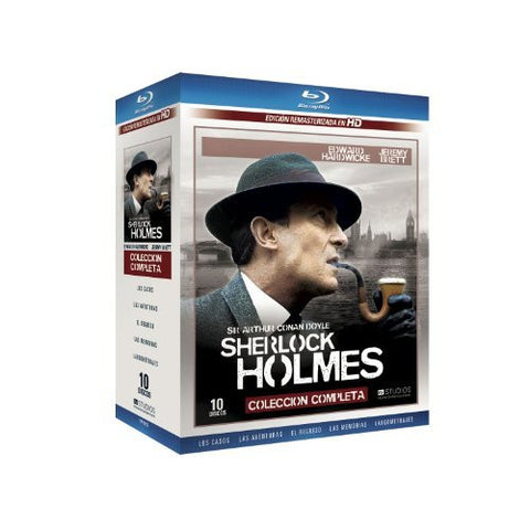 Sherlock Holmes Collection - 10-Disc Box Set ( The Memoirs of Sherlock Holmes...
