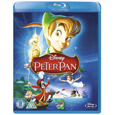 Peter Pan Blu-ray [Blu-ray]