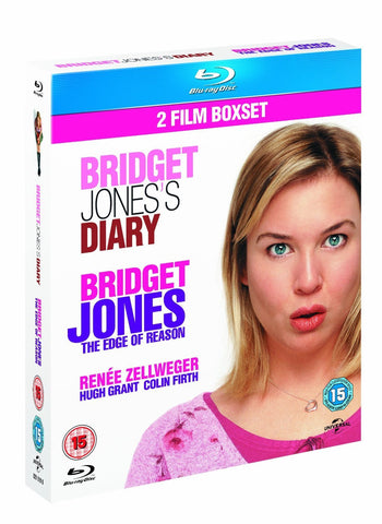 Bridget Jones Diary: Double Pack (Bridget Jones Diary / Bridget Jones: The Edge Of Reason) [Blu-ray]