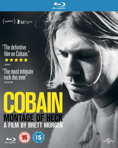 Cobain: Montage of Heck Blu-ray