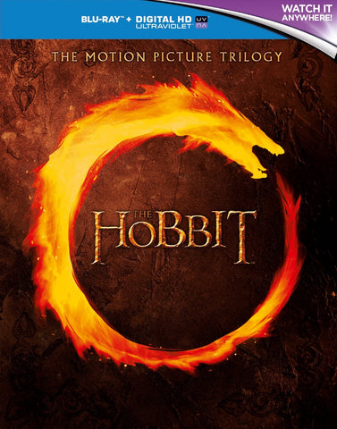 The Hobbit Trilogy [Blu-ray]