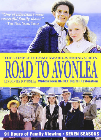 Road to Avonlea-the Complete Series Collection DVD