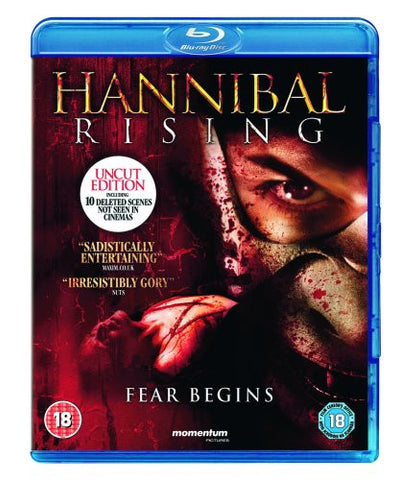 Hannibal Rising (Uncut Edition) [Blu-ray]