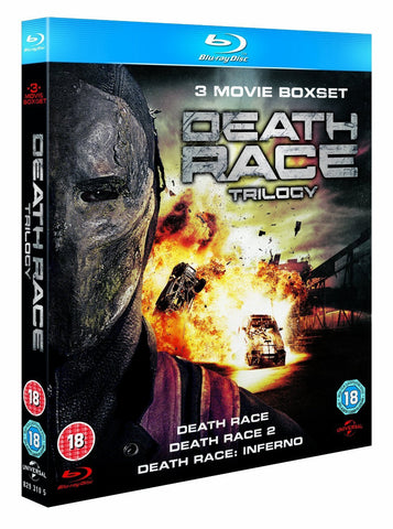 Death Race Trilogy [Blu-ray]