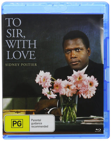 To Sir: With Love [Blu-ray]