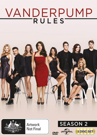 Vanderpump Rules: Season 2 DVD