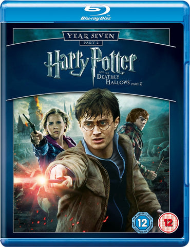 Harry Potter and the Deathly Hallows : Part 2 -  Blu-ray