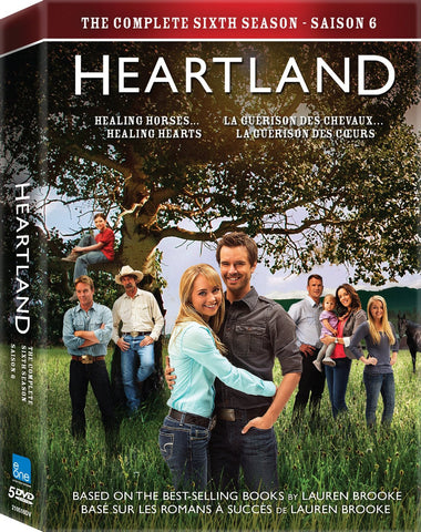 Heartland: The Complete Sixth Season DVD
