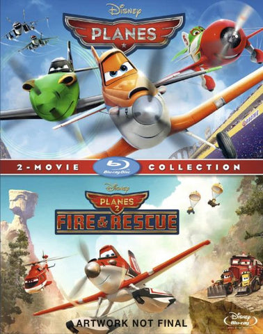 Planes and Planes 2 Two Movie Collection