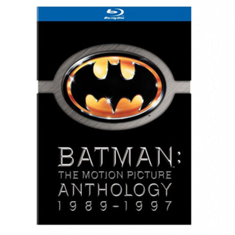 Batman Anthology Blu-Ray Box Set Collection