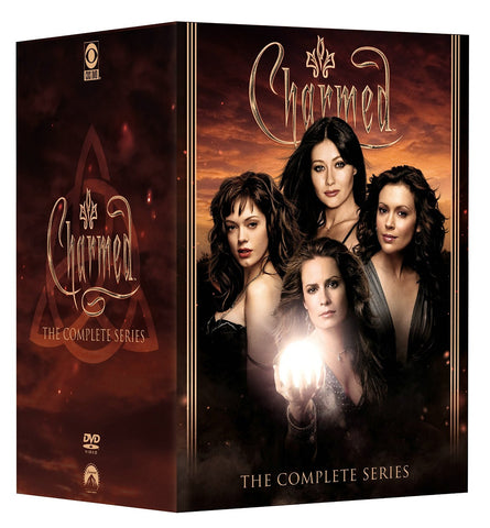 Charmed: The Complete DVD Box Set Collection