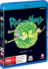 Image of Adult Swim Rick and Morty: Season 1-3 BLU-RAY