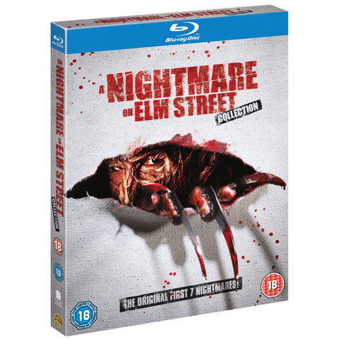 Nightmare On Elm Street 1-7 [Blu-ray] [2011] Box Set Collection