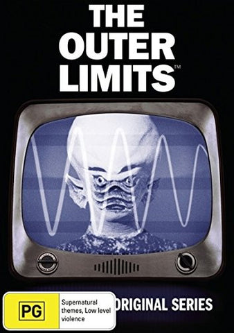 The Outer Limits Box Set Complete Original Series 14 Disc