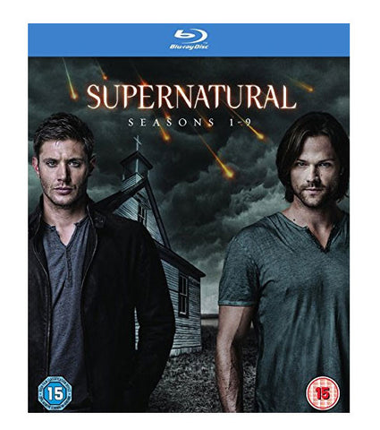 Supernatural Blu-ray Box Set 1-9