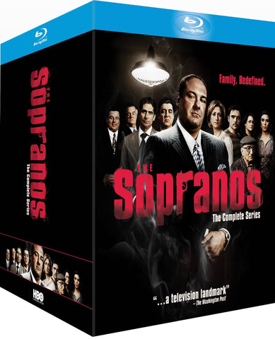 The Sopranos - Complete Collection [Blu-ray]