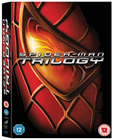 Spider-Man Trilogy [Blu-ray] 1 2 3 Box Set