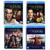 Image of The Tudors Complete Seasons 1-4 Box Set 1 2 3 4 Brand New Blu Ray [Blu-ray]