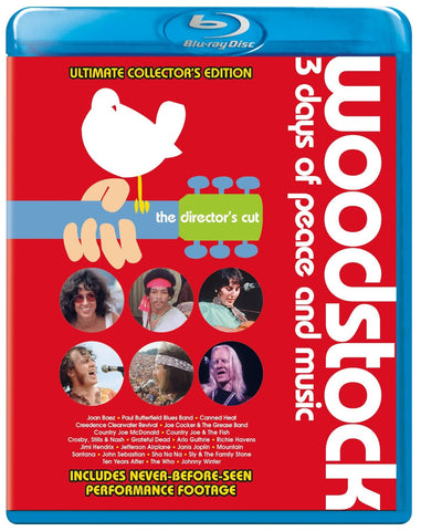 Woodstock - Ultimate Collectors Edition - 40Th Anniversary [BLU-RAY] [Blu-ray]