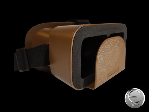 EPIC MV3 GOGGLE - LEATHER BROWN