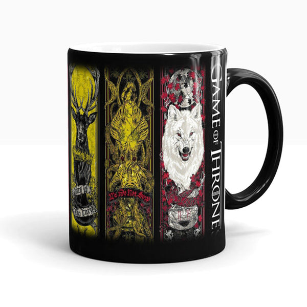 Game of Thrones Color Changing Mug