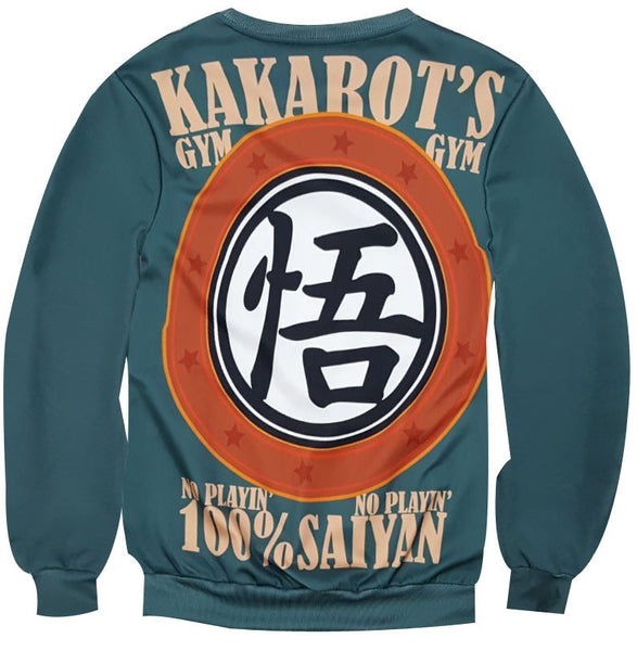 Dragon Ball Sweatshirt