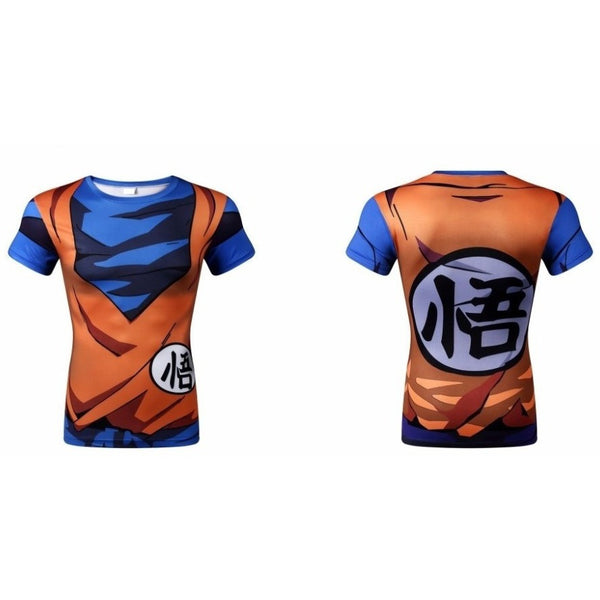 Dragon Ball Workout T-Shirt