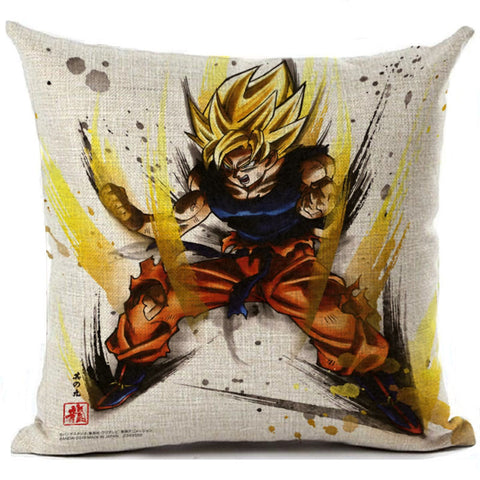 Dragon Ball Pillows
