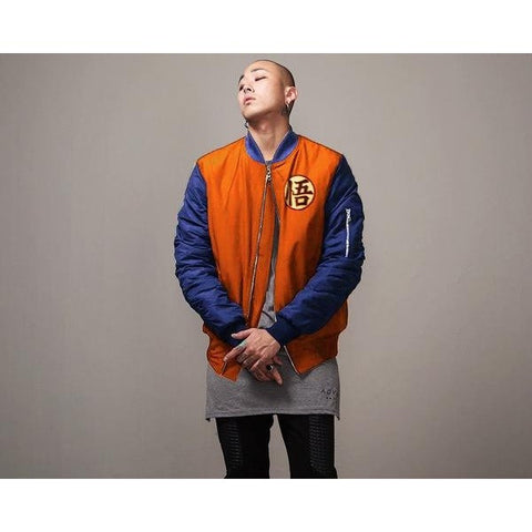 Dragon Ball Z Bomber Jacket - Limited Edition