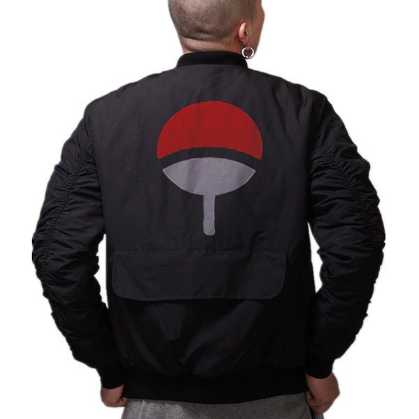 Uchiha Bomber Jacket - Limited Edition