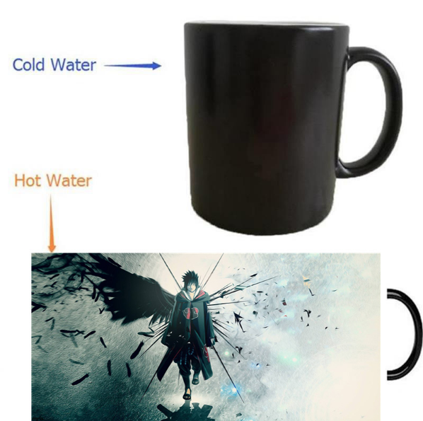 Naruto Color Changing Mug