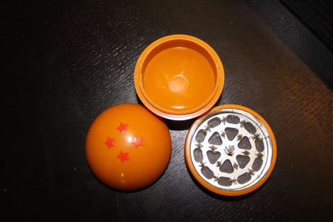 Dragon Ball Herb Grinder
