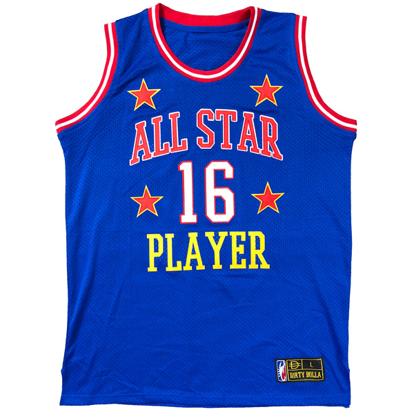 All Star Player 16 - Jersey/Blue