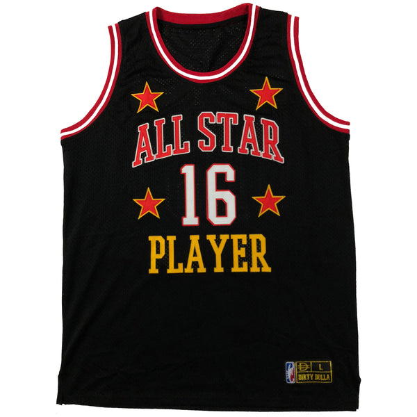 All Star Player 16 - Jersey/Black