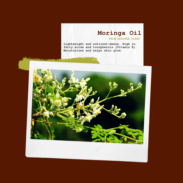 Yangu Beauty Moringa Oil