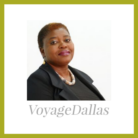 Voyage Dallas interview with Sipho Gumbo Founder of Yangu Beauty
