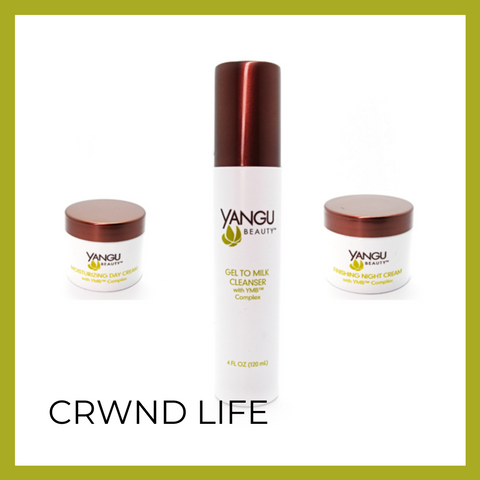 Yangu Beauty Press Article - CRWND Life 10 Beauty Products for Women of Color