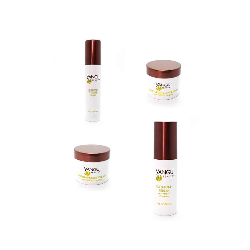 Bye-Bye Dark Spots Kit - Yangu Beauty