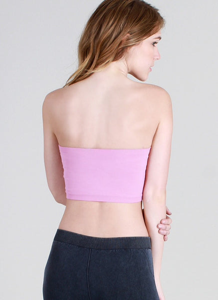 Seamless No Show Bandeau (all colors)
