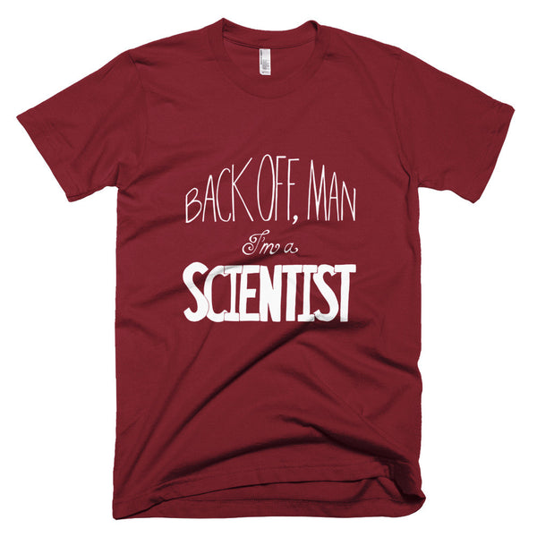 I'm a Scientist Men's Tee